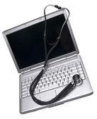 Lékařské záznamy koncept — Stock fotografie