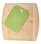 Pair of Kitchen Cutting Boards — Stock Photo