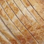 Fresh Slice Bread Loaf — Stock Photo
