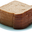 Whole Wheat Bread — Stok fotoğraf