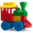 Royalty-Free Stock Photo: Toy train