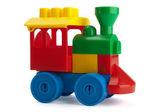Spielzeugeisenbahn — Stockfoto