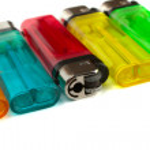 Lighters — Stock Photo