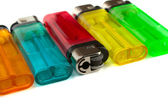 Lighters — Stock Photo