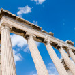 Erechtheion temple on acropolis, Athens — Stock Photo #3234490