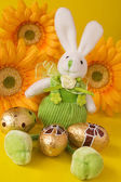 Velikonoční téma — Stock fotografie