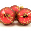 Decorative christmas balls — Stock Photo #3721521
