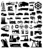 Industry — Stock Vector