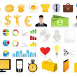 Collection of icons2 — Stock Vector