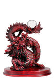 Dragon figurine — Stock Photo