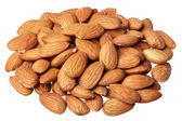 Almonds — Stock Photo
