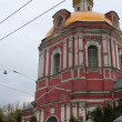Stock Photo: Old church in Moscow street