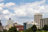Memphis Cityscape — Stock Photo
