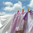 Clothesline - Stock Photo