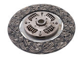 Clutch plate, spare part — Stock Photo