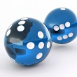 Dice. Shere — Stock Photo #4107158