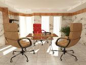 Office interior — Foto de Stock