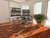 Interiér kanceláře — Stock fotografie