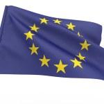 Flag of european union — Stock Photo #5057697