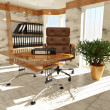 Office interior — Stockfoto