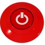 Button Power — Stock Photo