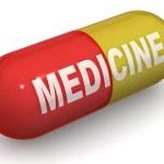 Pills. Medicine — Stock Photo