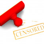 Stamp censored — Stock Photo #5071652