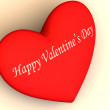 Happy Valentine's Day — Stock Photo #5081627