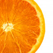 Sliced orange — Stock Photo #5082025