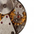 Vintage watch mechanism — Stock Photo #5082123