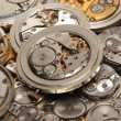 Vintage watch mechanism — Stock Photo #5082129
