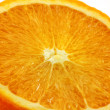 Sliced orange — Stock Photo #5082139