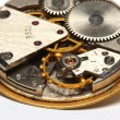 Vintage watch mechanism — Stock Photo #5082163