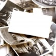 Abstract Background. Vintage Photo. — Stock Photo
