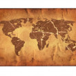 Vintage map — Stock Photo #5083253