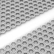 Honeycomb. Background - Stockfoto