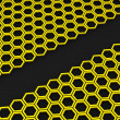 Honeycomb. Background - Foto de Stock