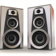 Great loud speakers — Stock Photo
