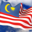 Flag. Malaysia. — Stock Photo #5085604