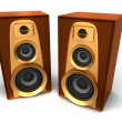 Great loud speakers — Stock Photo #5085922