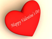 Happy Valentine's Day — 图库照片