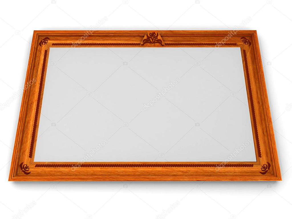 Frame. 3d — Stock Photo #5081050
