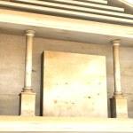 Ancient columns — Stock Photo #5092832