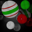 Spheres — Stock Photo