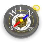 Compasses — Stock Photo #5093860