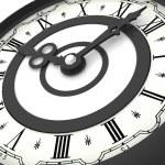 Clock. eight o'clock — Stock Photo #5093878
