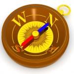 Compasses — Stock Photo #5093941