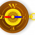 Compasses — Stock Photo #5093969