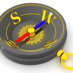 Compasses — Stock Photo #5094036