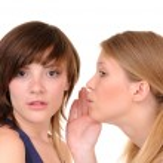 Two gossips — Stock Photo #3416520